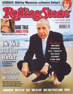 Magazine Cover Gallery