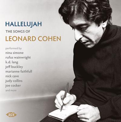 New album: Hallelujah - The Songs Of Leonard Cohen - Various
