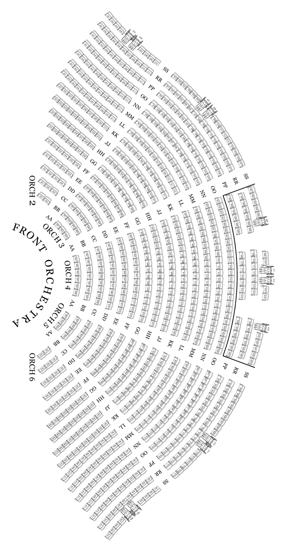 colosseum las vegas seating chart: Ticketing info for the last concerts in december
