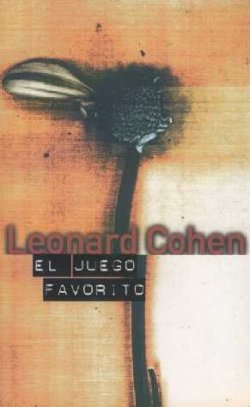 leonard cohen the favorite game pdf