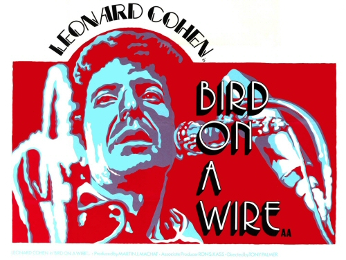 Image result for leonard cohen documentary