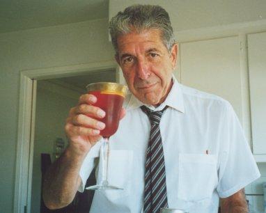 Red Needles - Leonard's own drink